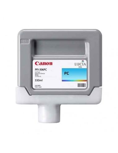 Cían claro 330 ml. Tinta Canon PFI306PC