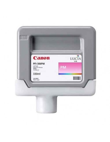 Magenta claro 330 ml. Tinta Canon PFI306PM
