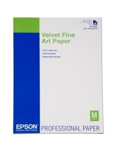Epson Velvet Fine Art Paper 260gr A3+ (25 hojas)