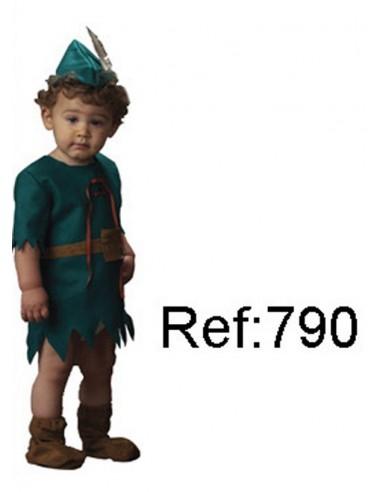 Disfraz Duende Verde ref. 790