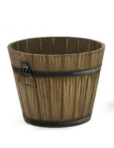Barreño madera ref. 1037