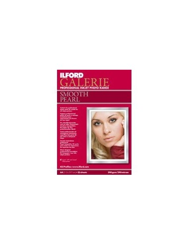 Ilford Instant Dry Pearl Photo Paper 250gsm