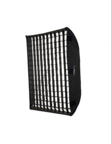 Louver Strip softbox 30x90cm