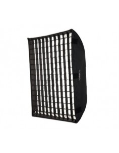 Louver Strip softbox 40x180