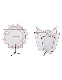 Panel reflector 80x120cm