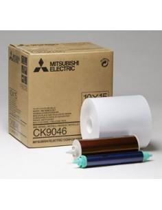 Mitsubishi papel fotografico 10x15
