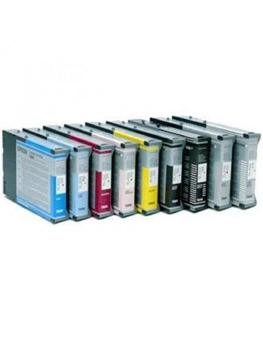 Cartucho para Epson Stylus Pro 4000/7600/9600 Amarillo 220 ml