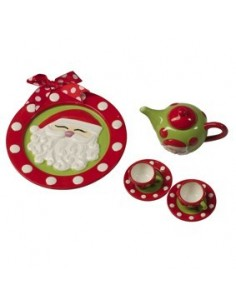 Tea Set Santa Ref. DF016
