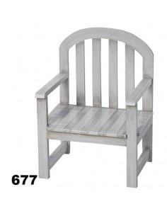 Chair ref. 677