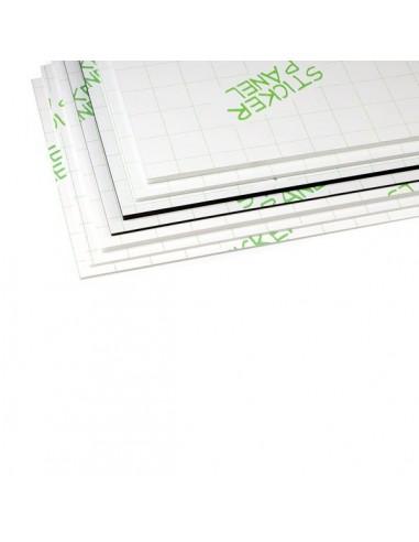 Foamboard 102x150cm 5mm blanc