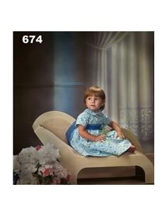 Petit divan 674