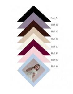 Passpartous liso colores