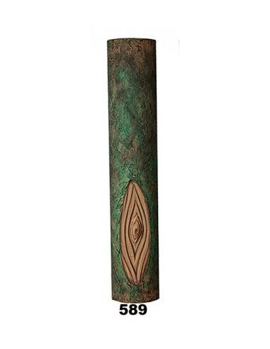 Tronco grande verde ref. 589