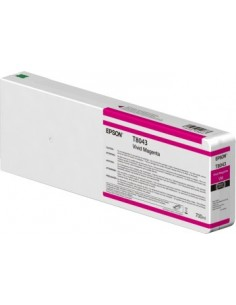 Magenta vivo 700ml T804300 UltraChrome  P6000 / P7000 / P8000 / P9000
