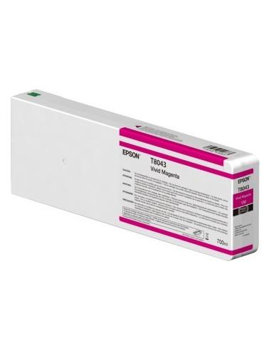 UltraChrome Vivid Magenta T804300 700ml P6000 / P7000 / P8000 / P9000