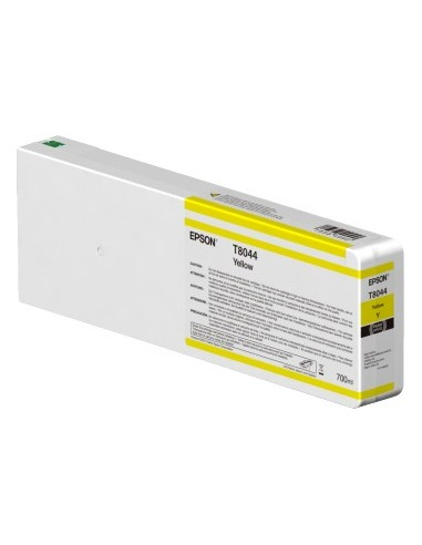 Yellow T804400 UltraChrome 700ml P6000 / P7000 / P8000 / P9000