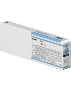 Light Cyan for Epson T804500 700ml SureColor P6000 / P7000 / P8000 / P9000