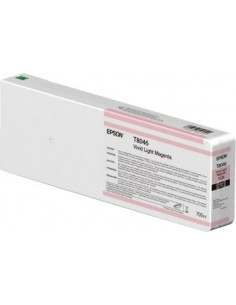 Vivid Light Magenta T804600 Ultrachrome HDX / 700ml für Epson Surecolor HD P6000 / P7000 / P8000 / P9000