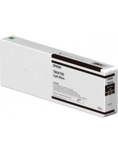 Light Black T804700 UltraChrome HDX/HD 700ml para Epson P6000 / P7000 / P8000 / P9000