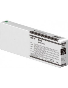 Matte Black T804800 UltraChrome HDX/HD 700ml para Epson P6000 / P7000 / P8000 / P9000