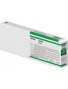 Tinta Verde T804B00 UltraChrome HDX 700ml para Epson P7000 / P9000