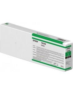 Tinta Verde T804B00 UltraChrome HDX 700ml para Epson P7000 / P9000