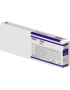Tinta Violeta T804D00 UltraChrome HDX 700ml para Epson P7000 / P9000