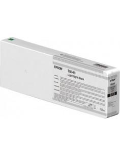 Tinta Light Light Black T804900 UltraChrome HDX/HD 700ml para Epson P6000 / P7000 / P8000 / P9000