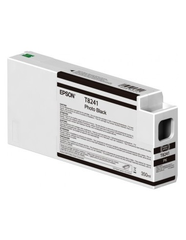 Original Tinte Epson T824100 Ultrachrome Foto Black HDX / HD 350ml für Epson P6000 / P7000 / P8000 / P9000