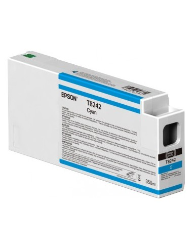 Tinta Epson Cyan T824200 UltraChrome HDX/HD 350ml para Epson P6000 / P7000 / P8000 / P9000