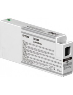 Original Epson T824700 Black Light UltraChrome HDX / HD 350ml P6000 / P7000 / P8000 / P9000