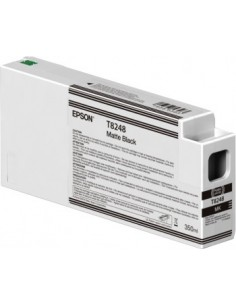 Mattschwarz Tinte Epson original T824800 Ultrachrome HDX / HD 350ml P6000 / P7000 / P8000 / P9000