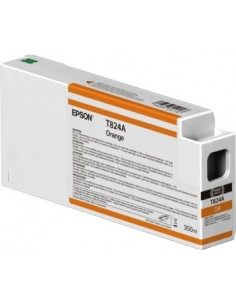 Tinta Naranja T824A00 UltraChrome HDX 350ml P7000 / P9000