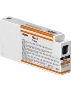 Tinta Naranja T824A00 UltraChrome HDX 350ml P7000 / P9000
