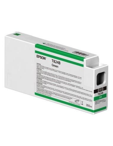 Encre d'origine Epson UltraChrome HDX Vert 350ml T824B00 P7000 / P9000