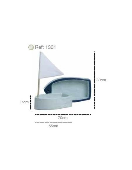 Barco velero ref 1301