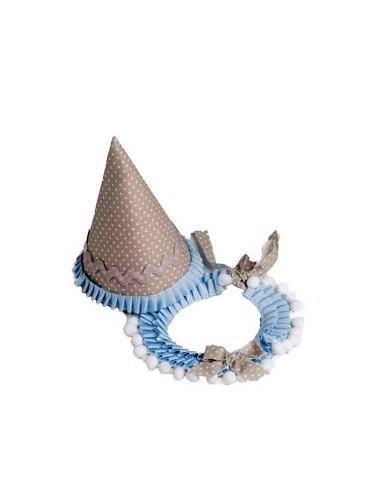 Hat and neck set ref. DF119