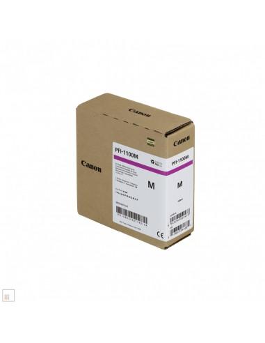 Cartouche magenta Canon iPF PRO2000 / 4000 / 4000S / 6000S PFI-1100