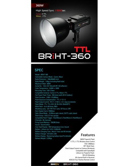 FLASH BRIHT 360 KIT