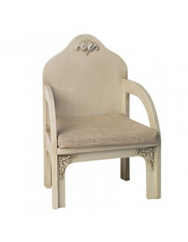 petite chaise blanche 636