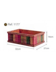Pack of planters ref. 1175