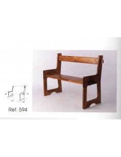 bench ref. 599