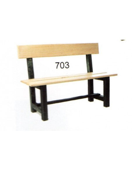 Banco madera ref. 703
