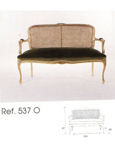 Sofa Ref. 537ot