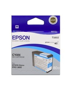 Tinta Cyan 350ml para epson Surecolor P6000 / P7000 / P8000 / P9000