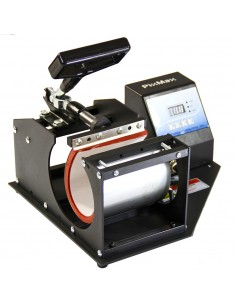 Press mug machine