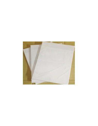 Papel para sublimacion paquetes de 100 hojas A2