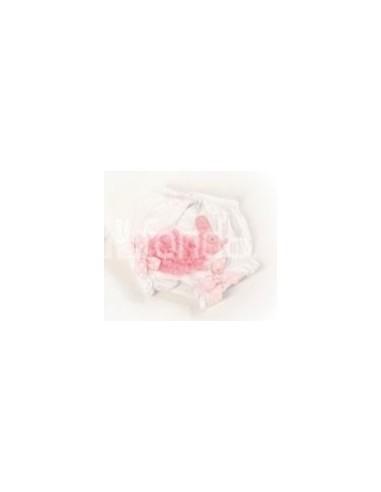 Cubrepañales DF042 rosa