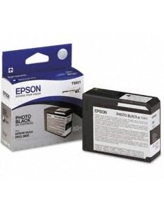 Epson T580100 photo de cartouche noire
