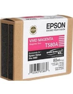 Cartridge Epson Vivid Magenta T580A00